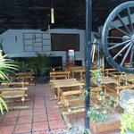garden inspired restaurant