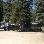 Foto de Priest Gulch Campground , RV Park, Cabins & Lodge