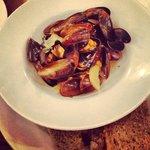 Isle of Skye Mussels - fennel, apple, cider