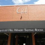 August Hill Winery Tasting Room