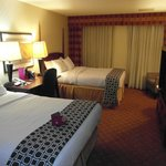 Crowne Plaza Harrisburg Bedroom