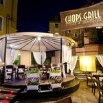 Chops Grill outdoor