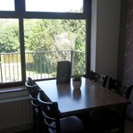 Views of the Mill Pond, a very popular table!