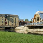 Jordans Mill and the new Heritage Centre