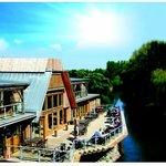 Riverside Cafe at Jordans Mill