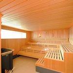 Finische Sauna im Levitias Wellspa