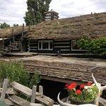 Rustico Farm & Cellars bunkhouse originally from Sally Mine built in 1880's
