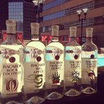 Bacardi at the pool bar!