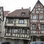Medieval houses in Ulm