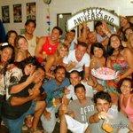 Otimo lugar pra se comemorar o aniversario com amigos e novos amigos
