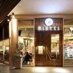 Restaurante Rietti - Dentro del hotel