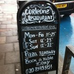 corleone restaurant