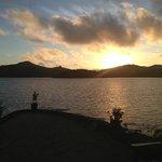 Sunset from Vonu Point