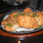 Salmon Masala