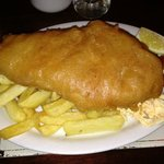 Haddock enjoyed by RogerfromTown