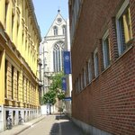 St. Jame´s Church, Amberes, Bélgica.
