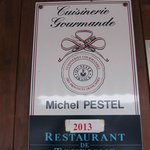 Chef Pestel ... 5 stars!