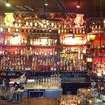 Main bar gantry