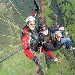 Paragliding Grindelwald