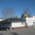 Rockin' Horse Cafe, Balzak Alberta