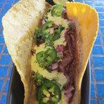 Texas Brisket Taco