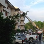 Hotel with fire dept