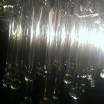 Lighting in the corridor