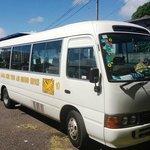Samoa Scenic Coach