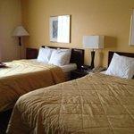 Very nice hotel! Clean!