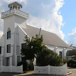 The Deck House used to be a Church. It was the Carolina Beach Presbyterian Church built in 1946.