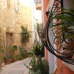 une ruelle à coté de la ruelle de Chapel 5 à Naxxar