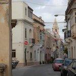 une rue dans Naxxar