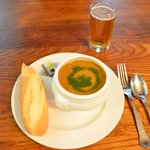 Moroccan Vegetable Soup - excellent!!!