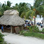 The Catamaran Bar and Grill - Delicious and Friendly!!