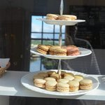 Lovely treats with a hint of the view to come