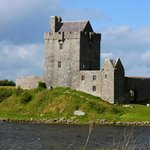 Dunguaire Castle by day