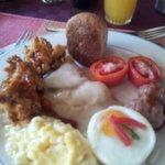 Bsp. für Frühstück