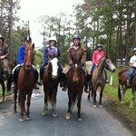happy horse riding days