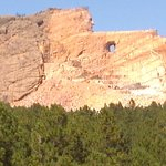 crazy horse mountain