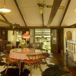 Old-world comforts in Jacaranda Cottage