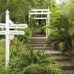 Signpost to fantasyland
