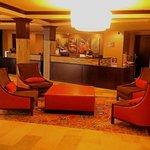 Main lobby of Welk Resort Hotel in Branson