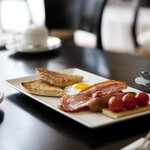 Ulster Fry - it has to be tried at least once!