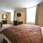 Bedroom at the Innkeeper's Lodge Alderley Edge