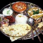 Non Veg Lunch Thali