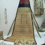 Indian artifact display