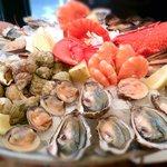 Delicious Sea Food at Toinou Les Fruits de Mer!