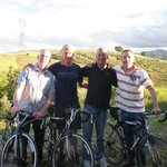 Clients who followed part of the Giro d'Italia