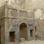 Villa in Herculaneum