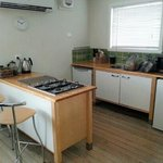kitchenette - completely eqipped